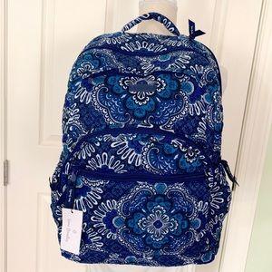 tapestry Vera Bradley large essential backpack new